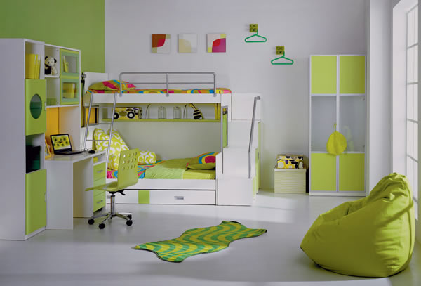 Wpid boys and girls kids room decor idea04 classic ideas to decorate your home - Room kids decoration ...